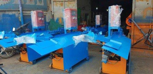 máy bẻ đai thép tự động